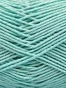 Fiber Content 100% Mercerised Cotton, Light Mint Green, Brand Ice Yarns, Yarn Thickness 2 Fine  Sport, Baby, fnt2-53796
