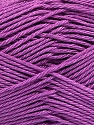 Fiber Content 100% Mercerised Cotton, Lilac, Brand Ice Yarns, Yarn Thickness 2 Fine  Sport, Baby, fnt2-53806