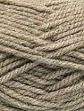 Bulky  Fiber Content 100% Acrylic, Brand Ice Yarns, Beige, Yarn Thickness 5 Bulky  Chunky, Craft, Rug, fnt2-54078