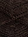 Fiber Content 100% Micro Fiber, Brand Ice Yarns, Coffee Brown, Yarn Thickness 4 Medium  Worsted, Afghan, Aran, fnt2-54142