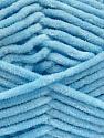 Fiber Content 100% Micro Fiber, Brand Ice Yarns, Baby Blue, Yarn Thickness 4 Medium  Worsted, Afghan, Aran, fnt2-54169