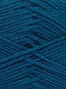 Fiber Content 100% Acrylic, Brand Ice Yarns, Dark Teal, Yarn Thickness 2 Fine  Sport, Baby, fnt2-54193
