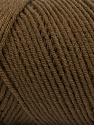Items made with this yarn are machine washable & dryable. Fiber Content 100% Dralon Acrylic, Brand Ice Yarns, Brown, Yarn Thickness 4 Medium  Worsted, Afghan, Aran, fnt2-54251
