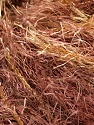 Fiber Content 100% Polyester, Brand Ice Yarns, Gold, Brown, Yarn Thickness 5 Bulky  Chunky, Craft, Rug, fnt2-54424