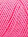 Items made with this yarn are machine washable & dryable. Fiber Content 100% Dralon Acrylic, Pink, Brand Ice Yarns, Yarn Thickness 4 Medium  Worsted, Afghan, Aran, fnt2-54427