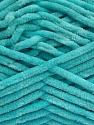 Fiber Content 100% Micro Fiber, Turquoise, Brand Ice Yarns, Yarn Thickness 4 Medium  Worsted, Afghan, Aran, fnt2-54532