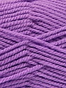Fiber Content 100% Acrylic, Lilac, Brand Ice Yarns, Yarn Thickness 5 Bulky  Chunky, Craft, Rug, fnt2-54535
