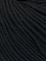 Global Organic Textile Standard (GOTS) Certified Product. CUC-TR-017 PRJ 805332/918191 Fiber Content 100% Organic Cotton, Brand Ice Yarns, Black, Yarn Thickness 3 Light  DK, Light, Worsted, fnt2-54793
