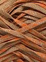 Fiber Content 82% Viscose, 18% Polyester, Orange, Brand Ice Yarns, Camel, Yarn Thickness 5 Bulky  Chunky, Craft, Rug, fnt2-55030