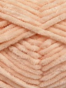 Fiber Content 100% Micro Fiber, Light Salmon, Brand Ice Yarns, Yarn Thickness 4 Medium  Worsted, Afghan, Aran, fnt2-55216