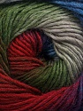 Fiber Content 50% Acrylic, 50% Wool, Red, Purple, Brand Ice Yarns, Grey, Green, Blue, Yarn Thickness 2 Fine  Sport, Baby, fnt2-55520