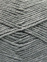 Fiber Content 100% Acrylic, Light Grey, Brand Ice Yarns, Yarn Thickness 2 Fine  Sport, Baby, fnt2-55572