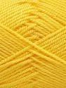 Fiber Content 100% Acrylic, Light Yellow, Brand Ice Yarns, Yarn Thickness 2 Fine  Sport, Baby, fnt2-55720