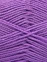 Fiber Content 100% Acrylic, Lavender, Brand Ice Yarns, Yarn Thickness 2 Fine  Sport, Baby, fnt2-55721