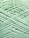 Fiber Content 100% Acrylic, Light Mint Green, Brand Ice Yarns, Yarn Thickness 2 Fine  Sport, Baby, fnt2-55890