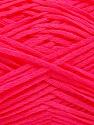 Fiber Content 100% Acrylic, Neon Pink, Brand Ice Yarns, Yarn Thickness 2 Fine  Sport, Baby, fnt2-55893