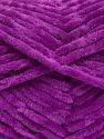 Fiber Content 100% Micro Fiber, Purple, Brand Ice Yarns, Yarn Thickness 4 Medium  Worsted, Afghan, Aran, fnt2-55987