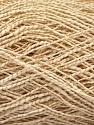 Fiber Content 62% Cotton, 23% Viscose, 15% Polyamide, Brand Ice Yarns, Cream, Yarn Thickness 2 Fine  Sport, Baby, fnt2-56156