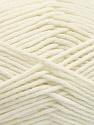 Fiber Content 50% SuperFine Nylon, 50% SuperFine Acrylic, Brand Ice Yarns, Ecru, Yarn Thickness 4 Medium  Worsted, Afghan, Aran, fnt2-56282