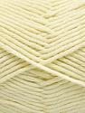 Fiber Content 50% SuperFine Nylon, 50% SuperFine Acrylic, Brand Ice Yarns, Cream, Yarn Thickness 4 Medium  Worsted, Afghan, Aran, fnt2-56283