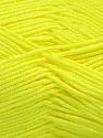 Fiber Content 50% Acrylic, 50% Bamboo, Neon Green, Brand Ice Yarns, Yarn Thickness 2 Fine  Sport, Baby, fnt2-56576