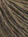 Fiber Content 50% Acrylic, 50% Wool, Brand Ice Yarns, Dark Camel, Yarn Thickness 4 Medium  Worsted, Afghan, Aran, fnt2-57007