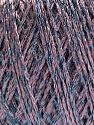 Fiber Content 85% Viscose, 15% Metallic Lurex, Lilac, Brand Ice Yarns, Blue, Yarn Thickness 3 Light  DK, Light, Worsted, fnt2-57026