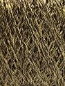 Fiber Content 85% Viscose, 15% Metallic Lurex, Light Olive Green, Brand Ice Yarns, Brown, Yarn Thickness 3 Light  DK, Light, Worsted, fnt2-57037