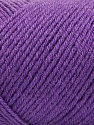 Fiber Content 50% Wool, 50% Acrylic, Lavender, Brand Ice Yarns, Yarn Thickness 3 Light  DK, Light, Worsted, fnt2-57178