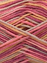 Fiber Content 100% Acrylic, Yellow, Pink, Orchid, Light Grey, Brand Ice Yarns, Yarn Thickness 2 Fine  Sport, Baby, fnt2-57363