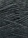Fiber Content 65% Merino Wool, 35% Silk, Brand Ice Yarns, Anthracite Black, Yarn Thickness 3 Light  DK, Light, Worsted, fnt2-57664