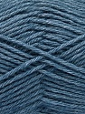 Fiber Content 65% Merino Wool, 35% Silk, Jeans Blue, Brand Ice Yarns, Yarn Thickness 3 Light  DK, Light, Worsted, fnt2-57681
