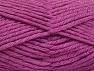 Fiber Content 72% Premium Acrylic, 3% Metallic Lurex, 25% Wool, Orchid, Brand Ice Yarns, Yarn Thickness 5 Bulky  Chunky, Craft, Rug, fnt2-58204