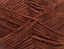 Fiber Content 100% Micro Fiber, Brand Ice Yarns, Brown, Yarn Thickness 3 Light  DK, Light, Worsted, fnt2-58225