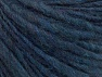 Fiber Content 55% Acrylic, 45% Wool, Navy, Brand Ice Yarns, Yarn Thickness 4 Medium  Worsted, Afghan, Aran, fnt2-58314