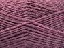 Fiber Content 50% Wool, 50% Acrylic, Lavender, Brand Ice Yarns, Yarn Thickness 4 Medium  Worsted, Afghan, Aran, fnt2-58381