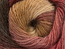 Fiber Content 60% Premium Acrylic, 20% Alpaca, 20% Wool, Brand Ice Yarns, Burgundy, Brown Shades, Yarn Thickness 2 Fine  Sport, Baby, fnt2-58418