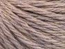 Fiber Content 60% Acrylic, 40% Wool, Lilac Melange, Brand Ice Yarns, Yarn Thickness 6 SuperBulky  Bulky, Roving, fnt2-58572