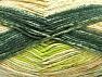 Fiber Content 50% Premium Acrylic, 50% Cotton, Brand Ice Yarns, Green Shades, Yarn Thickness 2 Fine  Sport, Baby, fnt2-58689