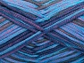 Fiber Content 67% Cotton, 33% Polyamide, Turquoise, Rose Pink, Navy, Brand Ice Yarns, Yarn Thickness 2 Fine  Sport, Baby, fnt2-58893