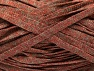 Fiber Content 82% Viscose, 18% Polyester, Red, Brand Ice Yarns, Copper, Yarn Thickness 5 Bulky  Chunky, Craft, Rug, fnt2-58903