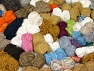 Leftover Yarns In this list; you see most recent 50 mixed lots. <br> To see all <a href=&amp/mixed_lots/o/4#list&amp>CLICK HERE</a> (Old ones have much better deals)<hr> This mixed lot includes unlabeled leftover yarns. There is no standard for fiber content and ball weight. The total weight is 2000 gr (70.5 oz.). Brand Ice Yarns, fnt2-59296