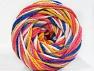 Fiber Content 50% Polyamide, 50% Acrylic, White, Salmon, Purple, Pink, Brand Ice Yarns, Gold, Yarn Thickness 5 Bulky Chunky, Craft, Rug, fnt2-59360