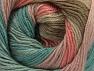 Fiber Content 70% Acrylic, 30% Merino Wool, Salmon, Rose Pink, Khaki, Brand Ice Yarns, Green Shades, Yarn Thickness 2 Fine  Sport, Baby, fnt2-59775