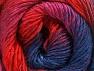 Fiber Content 50% Acrylic, 50% Wool, Red, Navy, Lilac, Brand Ice Yarns, Fuchsia, Yarn Thickness 2 Fine  Sport, Baby, fnt2-59786