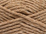 Fiber Content 100% Acrylic, Brand Ice Yarns, Cream, Beige, Yarn Thickness 6 SuperBulky  Bulky, Roving, fnt2-59791