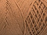 Please be advised that yarn iade made of recycled cotton, and dye lot differences occur. Fiber Content 100% Cotton, Brand Ice Yarns, Cafe Latte, Yarn Thickness 4 Medium  Worsted, Afghan, Aran, fnt2-60146