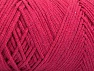 Please be advised that yarn iade made of recycled cotton, and dye lot differences occur. Fiber Content 100% Cotton, Brand Ice Yarns, Fuchsia, Yarn Thickness 5 Bulky  Chunky, Craft, Rug, fnt2-60170