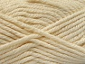 Fiber Content 100% Acrylic, Brand Ice Yarns, Cream, Yarn Thickness 6 SuperBulky  Bulky, Roving, fnt2-60214