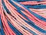 Fiber Content 100% Acrylic, Salmon Shades, Brand Ice Yarns, Blue Shades, Yarn Thickness 2 Fine Sport, Baby, fnt2-60462